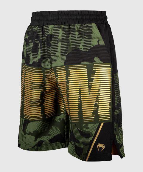 Venum Tactical Trainings-Shorts - Camo Wald/Schwarz