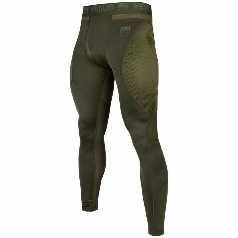 Venum G-Fit Compresssion Tights - Khaki