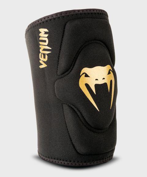 Venum Kontact Gel Knee Pad - Black/Gold