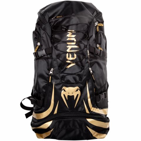 Venum Challenger Xtrem Backpack - Black/Gold