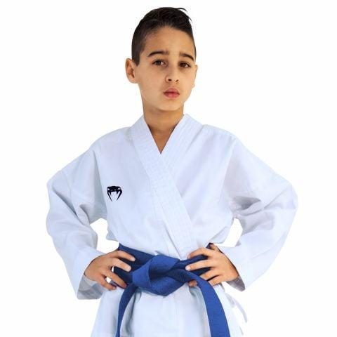 Kimono Karate Venum Contender Niños - Blanco