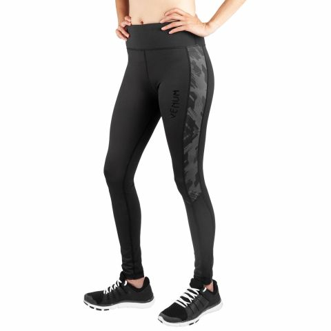 Venum Tecmo Leggings - For Women - Black/Black
