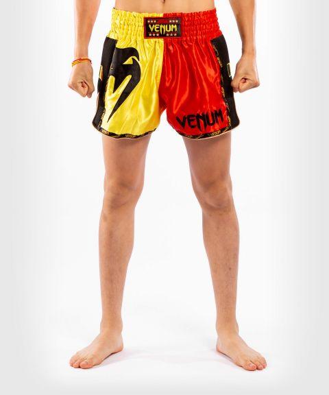 Pantalones cortos Venum MT Flags Muay Thai - Bélgica