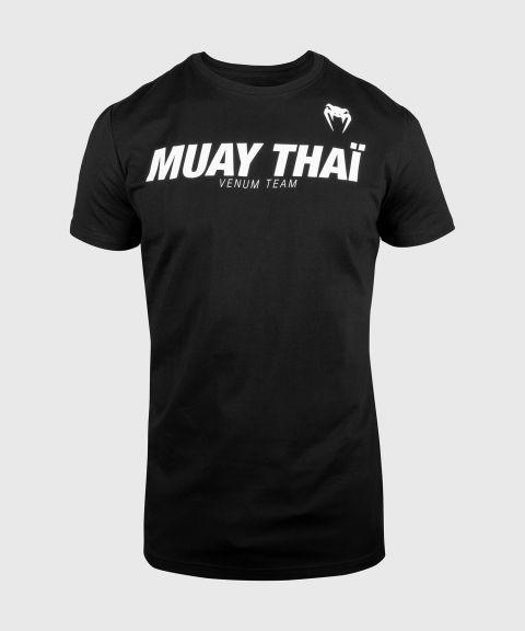 Venum Muay Thai VT T-shirt - Zwart/Wit