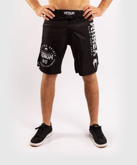 Venum Signature Fightshorts - Black/White