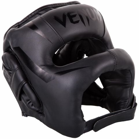 Casco Venum Elite Iron - Negro/Negro
