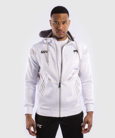 Sudadera Para Hombre UFC Venum Pro Line - Blanco