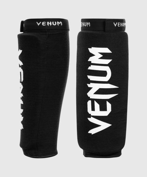 Venum Scheenbeschermers Kontact - zwart/wit
