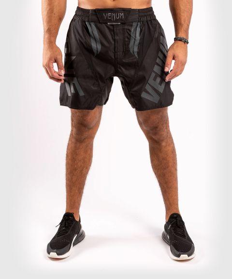 Pantaloncini da combattimento ONE FC - Nero/Nero
