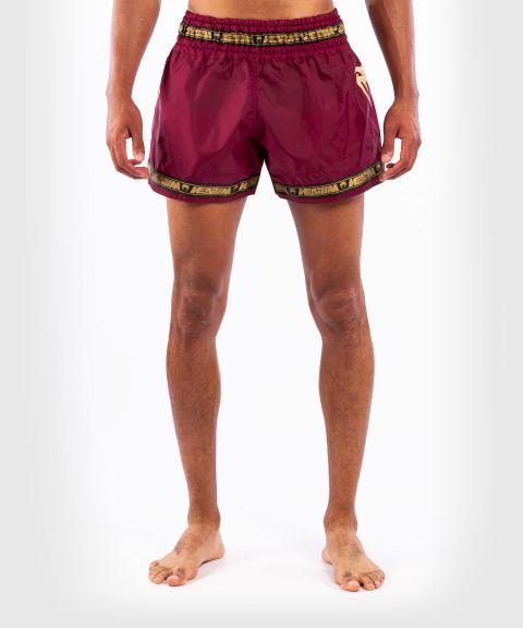 Pantalones cortos Venum Muay Thai Parachute - Burdeos