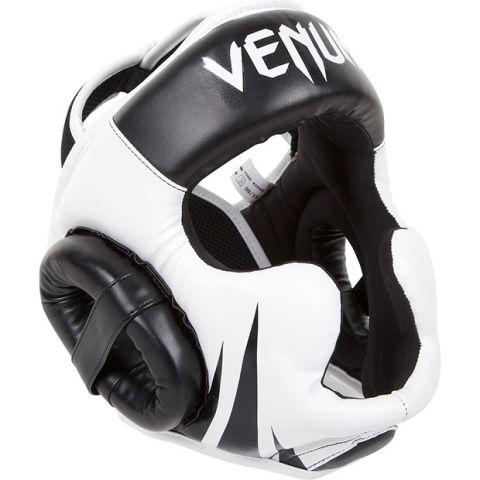 Casco Venum Challenger 2.0 - Negro/Blanco