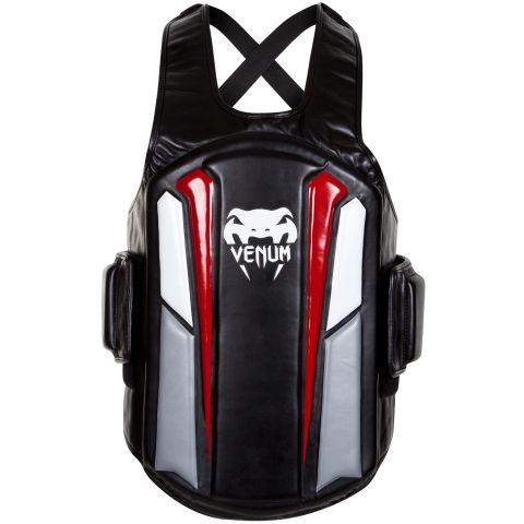 Peto Venum Elite - Negro/Blanco/Rojo