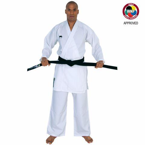 """Kimono de Karaté Venum """"Elite"""" Kumite - Blanc"""