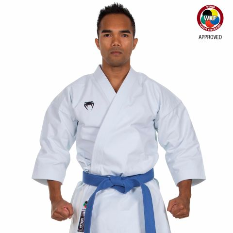 """Kimono de Karaté Venum """"Elite"""" Kata - Blanc"""