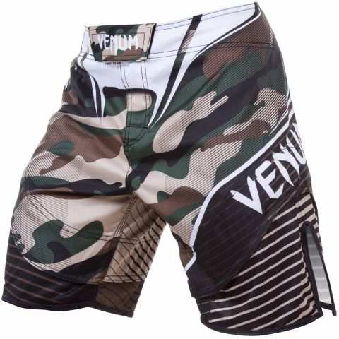 Pantaloncini MMA Venum Camo Hero - Verde/Marrone
