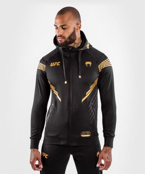 Felpa Con Cappuccio Walkout Uomo UFC Venum Authentic Fight Night - Campione
