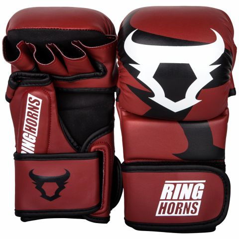 Gants de sparring Ringhorns Charger - Rouge
