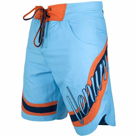 Bañador Venum Cutback - Azul/Naranja