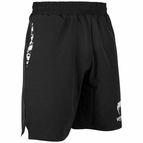 Venum Classic Training Shorts - Zwart/Wit