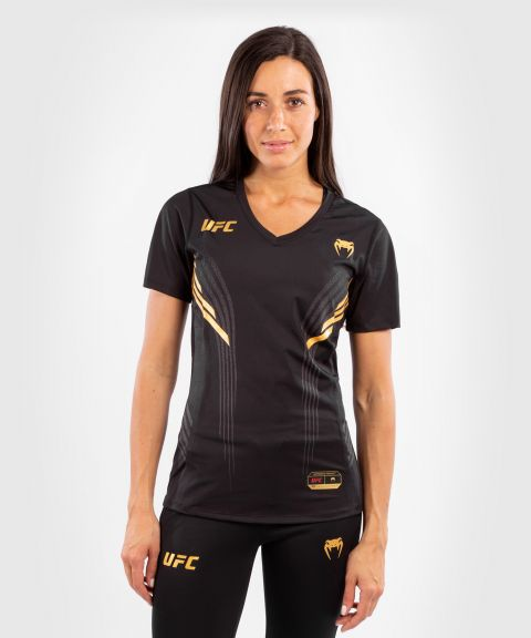 UFC Venum Authentic Fight Night Damen Walkout Trikot - Champion