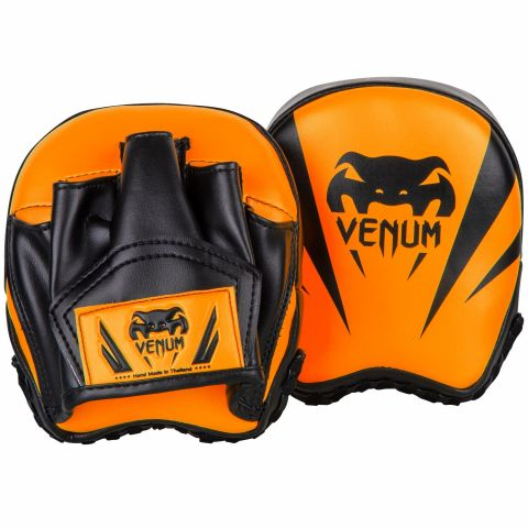 Micro pattes d'ours Venum Elite - Orange fluo (Neo)