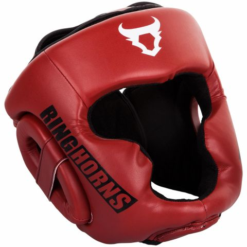 Casco Ringhorns Charger - Rojo