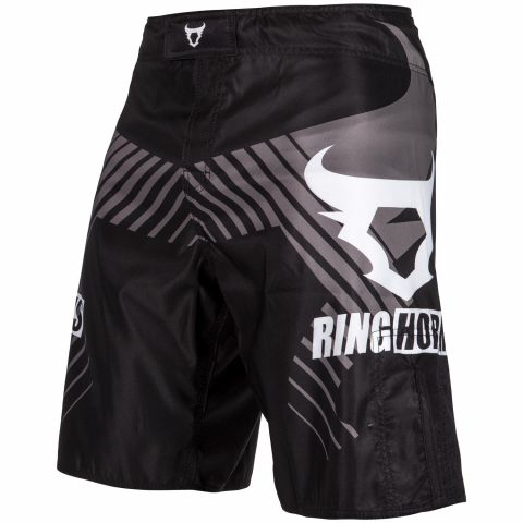 Ringhorns Fightshorts Charger - zwart