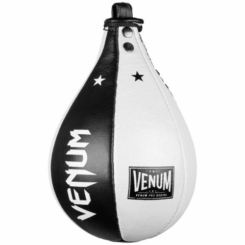Venum Hurricane Speed ​​Bag - Black/White