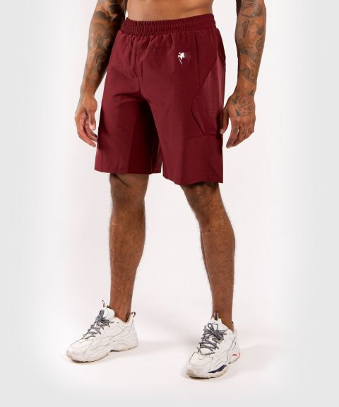 Venum G-Fit Training Shorts - Burgundy