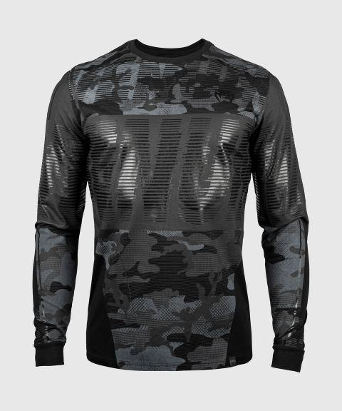 T-shirt Venum Tactical - Maniche lunghe - Camo urban/Nero/Nero