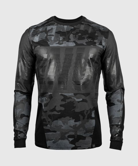 Venum Tactical T-Shirt - Langarm - Camo Urban/Schwarz/Schwarz