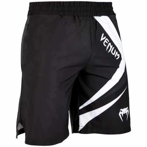 Venum Contender 4.0 Training Shorts - Black/Grey-White