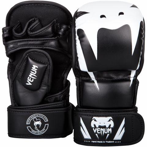 Venum Impact Sparring MMA Handschuhe - Schwarz/Weiß