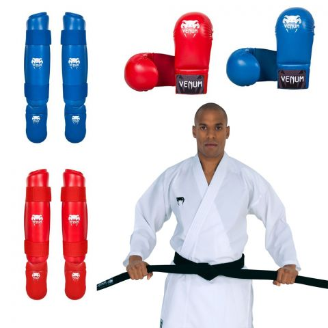 Venum Karate Kumité Bundle