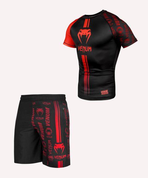 Logos Black/Red Pack 2