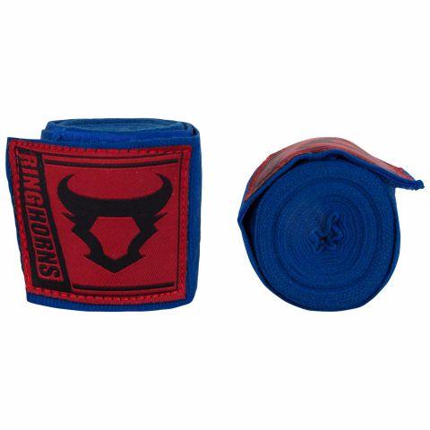 Ringhorns Charger Handwraps - 2.5m-Blue