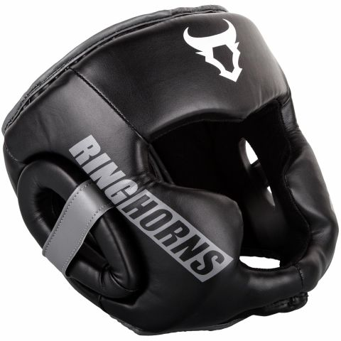 Ringhorns Charger Headgear-Black
