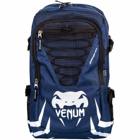 Venum Challenger Pro Rugzak - Neo Geel - Marineblauw/Wit