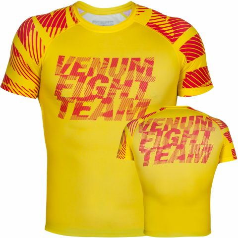Venum Speed Camo Urban Rashguard - Short Sleeves