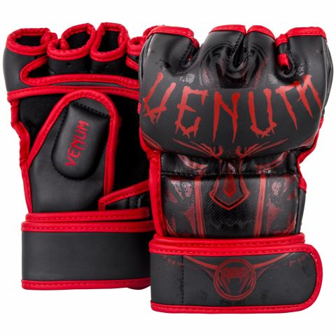 Venum Gladiator 3.0 MMA Gloves - Black/Red