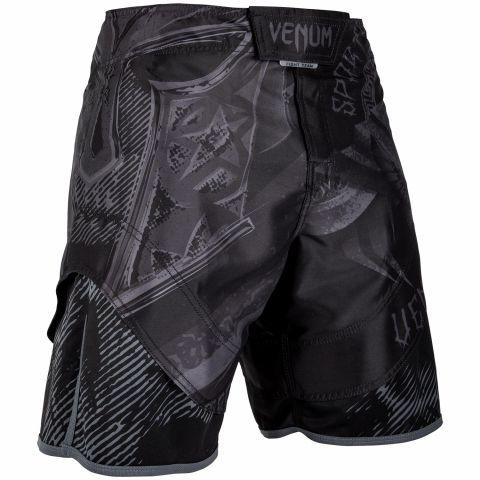 Pantaloncini da MMA Venum Gladiator 3.0 - Nero/Nero