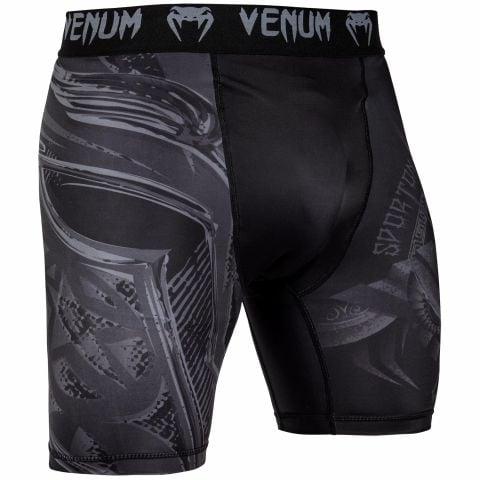 Venum Gladiator 3.0 Vale Tudo Shorts - zwart/zwart