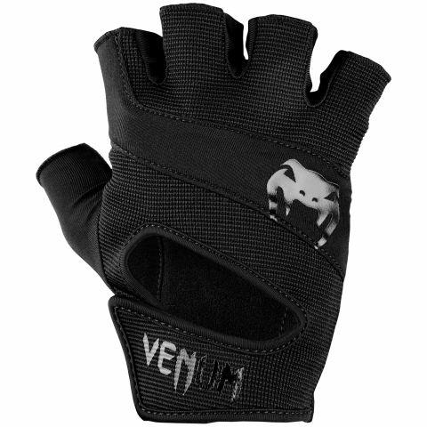 Venum Hyperlift Trainingshandschoenen - Zwart/zwart