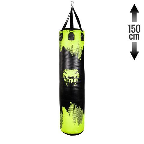 Venum Hurricane Punching Bag - Neo Yellow/Black - 150 cm