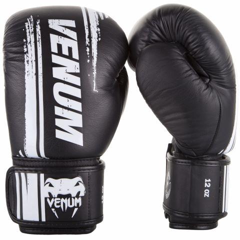 Guantoni da boxe Venum Bangkok Spirit - Nappa - Neri