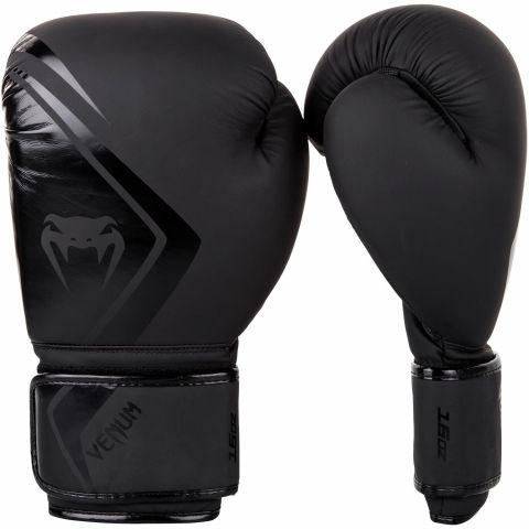 Guantoni da boxe Venum Contender 2.0 - Neri/Neri