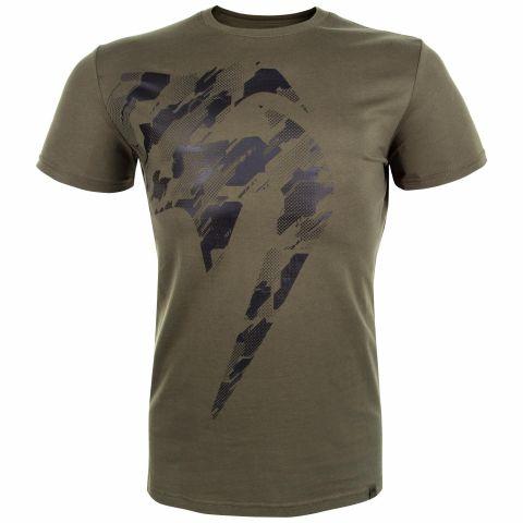 Venum Tecmo Giant T-shirt - Kaki