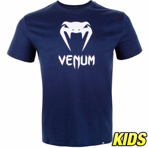 Venum Classic T-shirt - Kids - Navy Blue