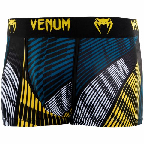 Boxer Venum Plasma - Noir/Jaune