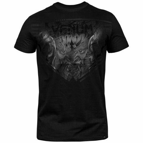 Venum Devil T-shirt - Zwart/Zwart